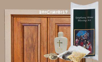 Epiphany Home Blessing Kit