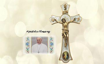 Divine Mercy Cross