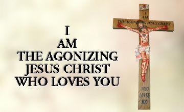 Agonizing Crucifix