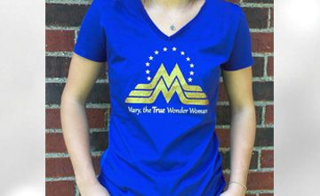 Wonder Mary T-Shirt