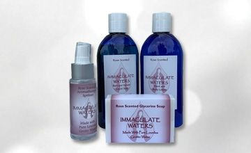 Immaculate Waters Bath Products