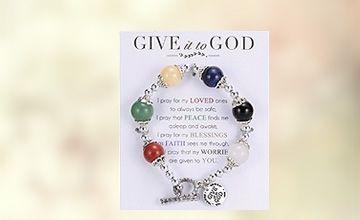 Give it to God Bracelet
