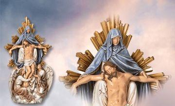 Pieta with Angels