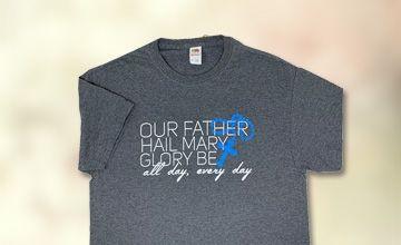 Catholic Prayer T-Shirt